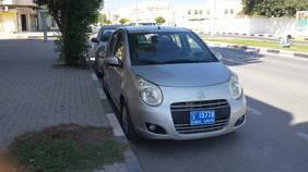 Used Suzuki Celerio 1 0l A T 2017 Car For In Sharjah