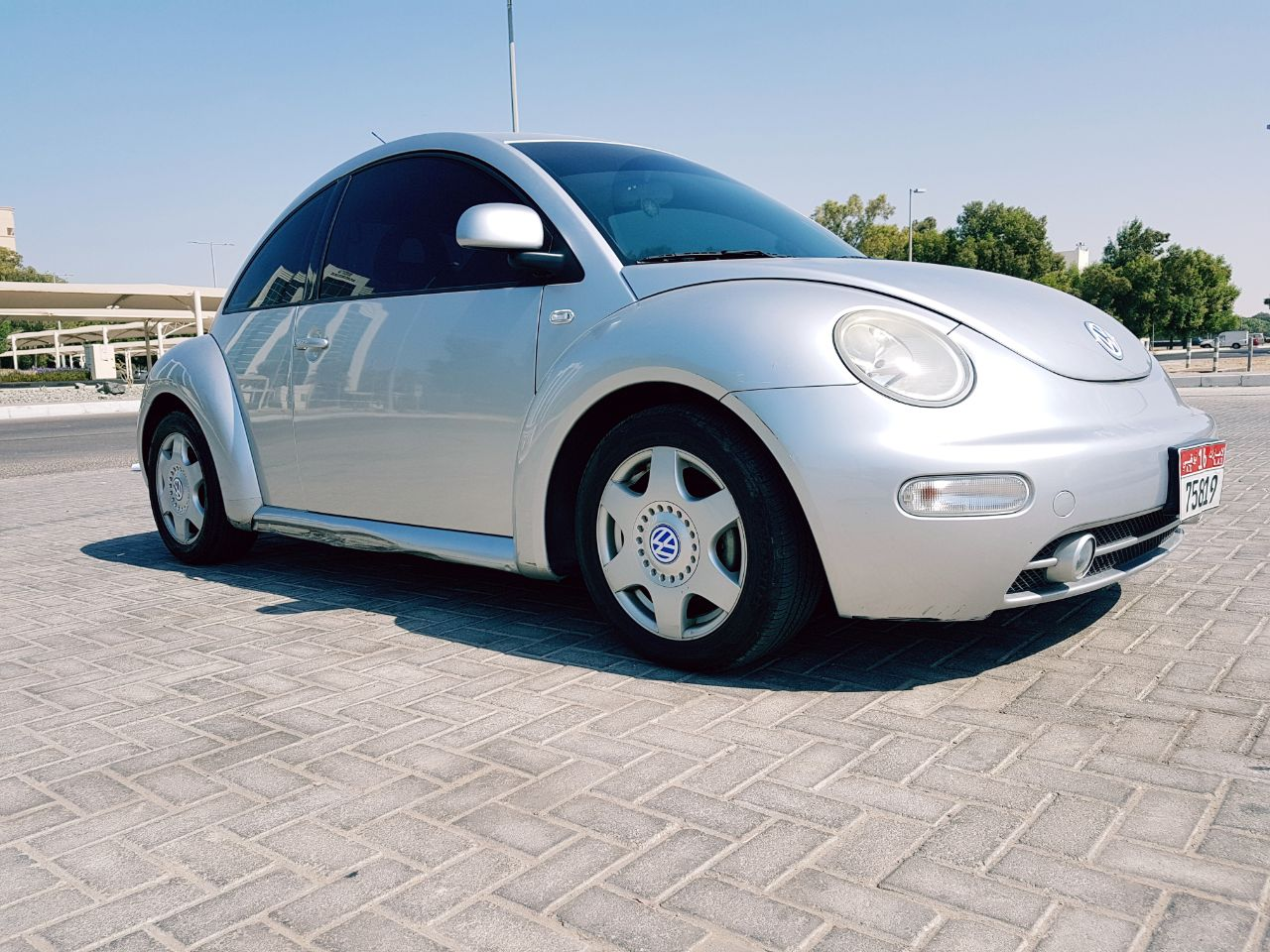 Used Volkswagen Beetle 2001 Car For Sale In Abu Dhabi