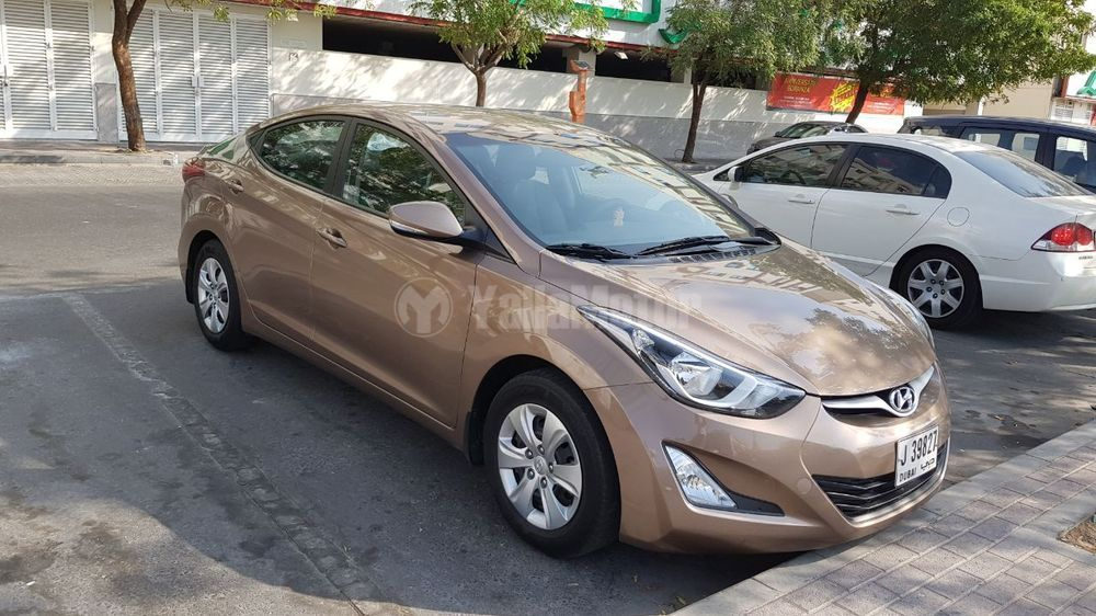 new hyundai elantra 2016 car for sale in dubai. Black Bedroom Furniture Sets. Home Design Ideas