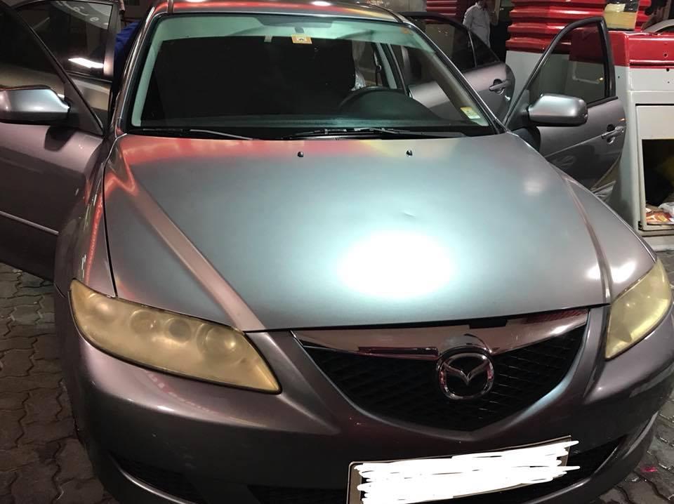 Used Mazda 6 2005 Car For Sale In Sharjah 760467