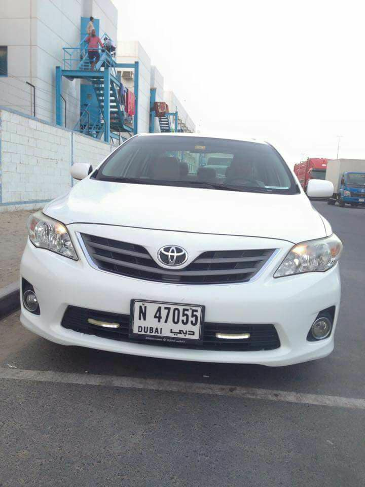 Used Toyota Corolla 2011 Car For Sale In Dubai 760721
