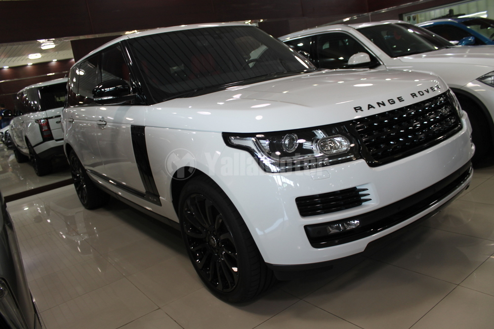 new land rover range rover autobiography 2017 car for sale in dubai. Black Bedroom Furniture Sets. Home Design Ideas