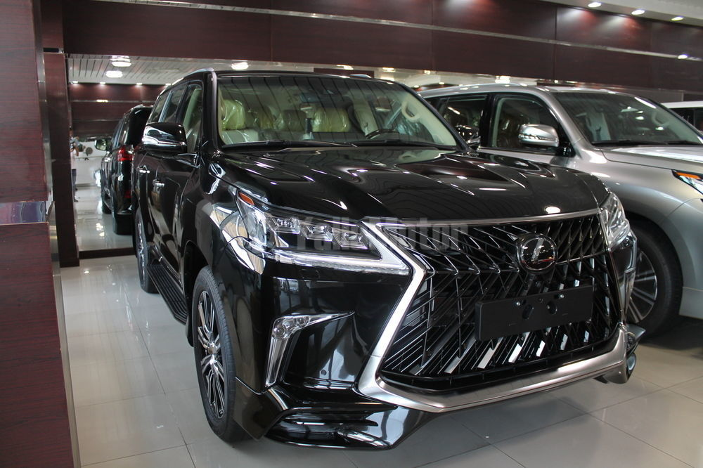 New Lexus Lx 570 S 2018 Car For Sale In Doha