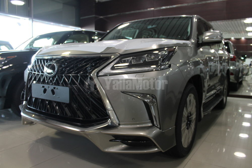 New Lexus Lx 570 S 2018 Car For Sale In Dubai