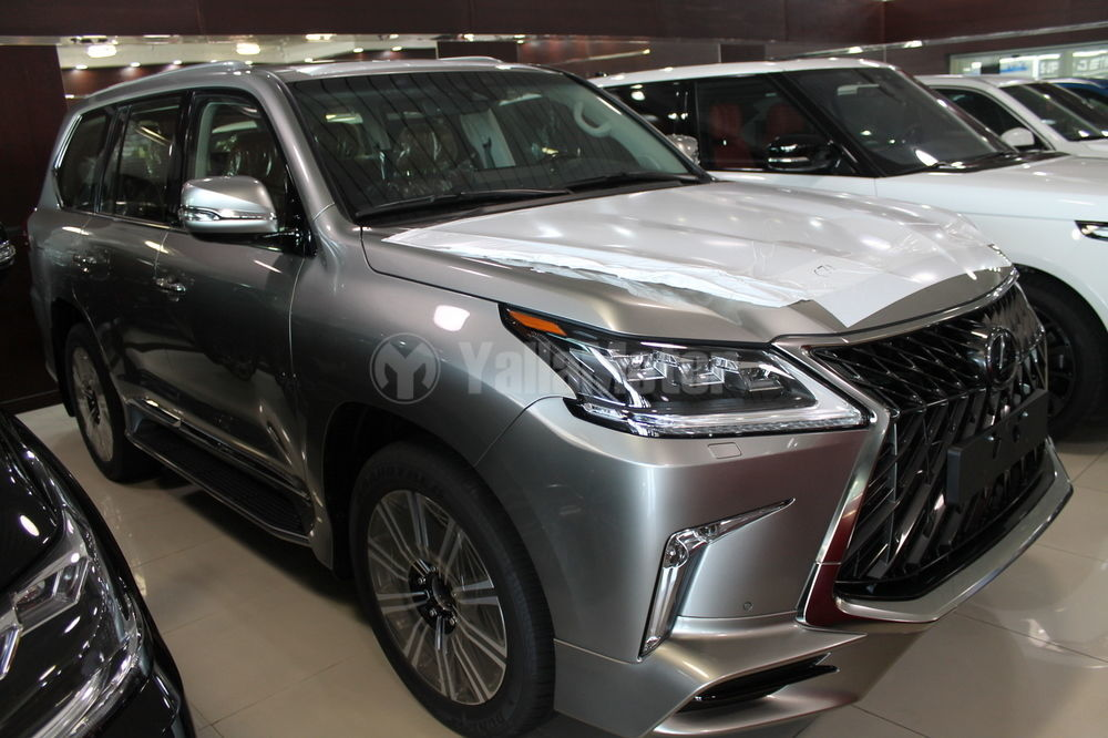 New Lexus Lx 570 S 2018 Car For Sale In Dubai