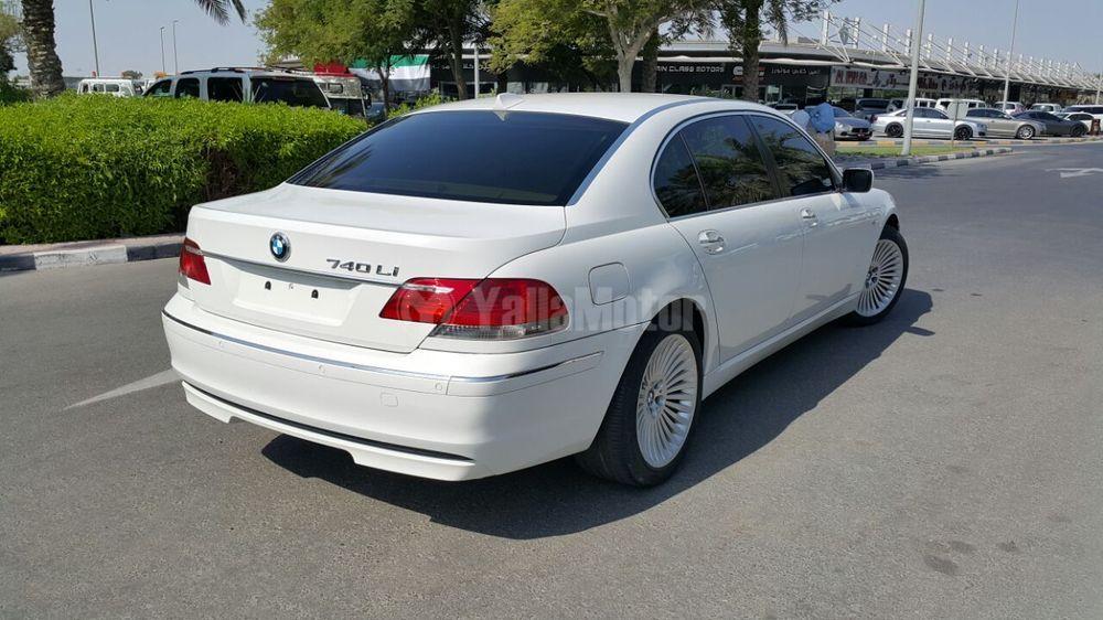 Used BMW 7 Series 740Li 2008 Car For Sale In Dubai