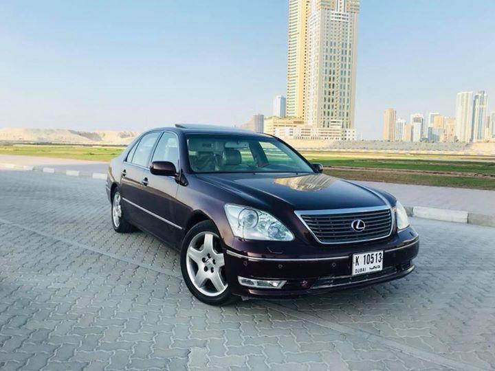 Used Lexus Ls 430 2004 Car For Sale In Dubai 761140