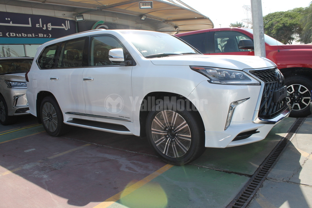 New Lexus Lx Lx 570 Sportplus 2018 Car For Sale In Doha