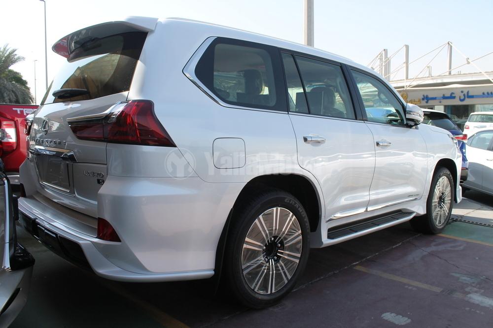 New Lexus Lx Lx 570 Sportplus 2018 Car For Sale In Dubai