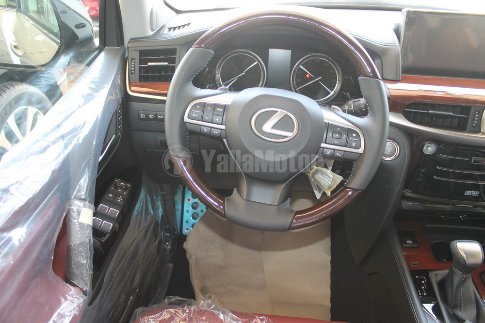 New Lexus Lx Lx 570 Sportplus 2018 Car For Sale In Dubai
