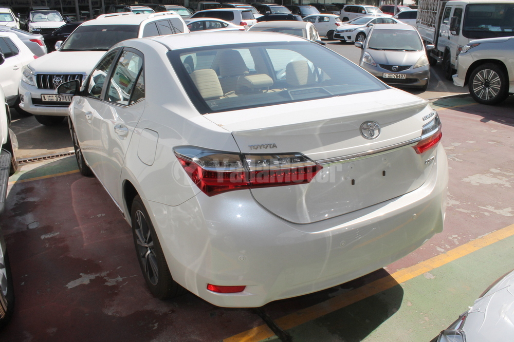 New Toyota Corolla 2017 Car For Sale In Manama