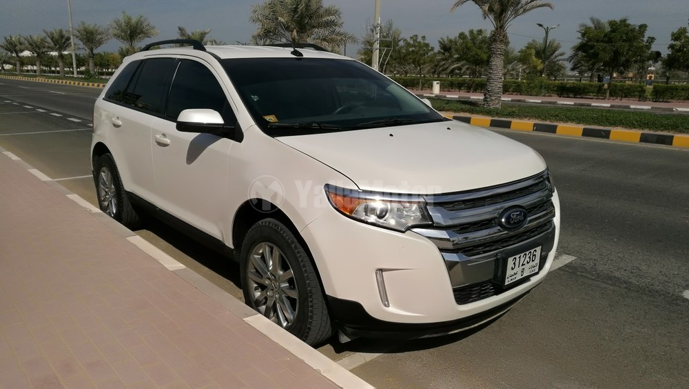 Used Ford Edge  L Sel