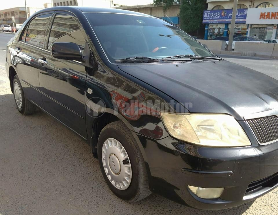 Used Cars For Sale Uae Dubai: Used Toyota Corolla 2007 Car For Sale In Dubai (766656