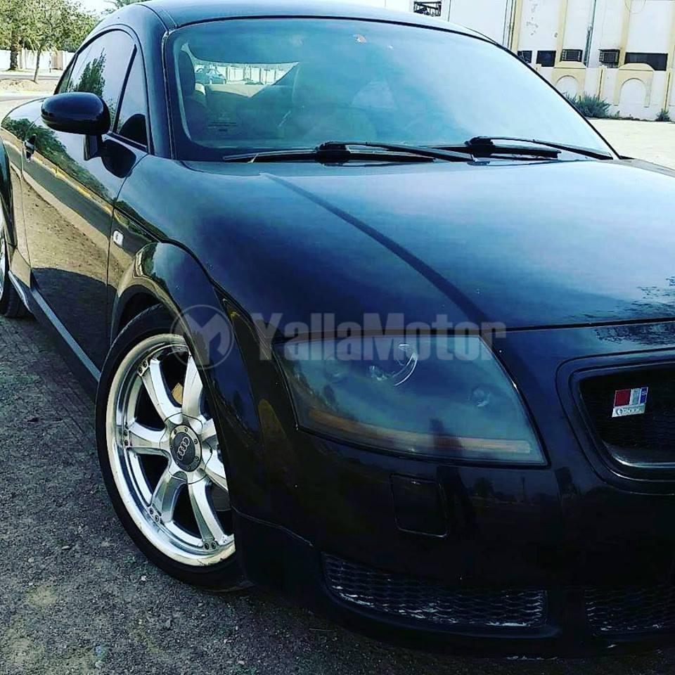 ... سيارة أودي تي تي كوبيه 2002 مستعملة للبيع في دبي ...