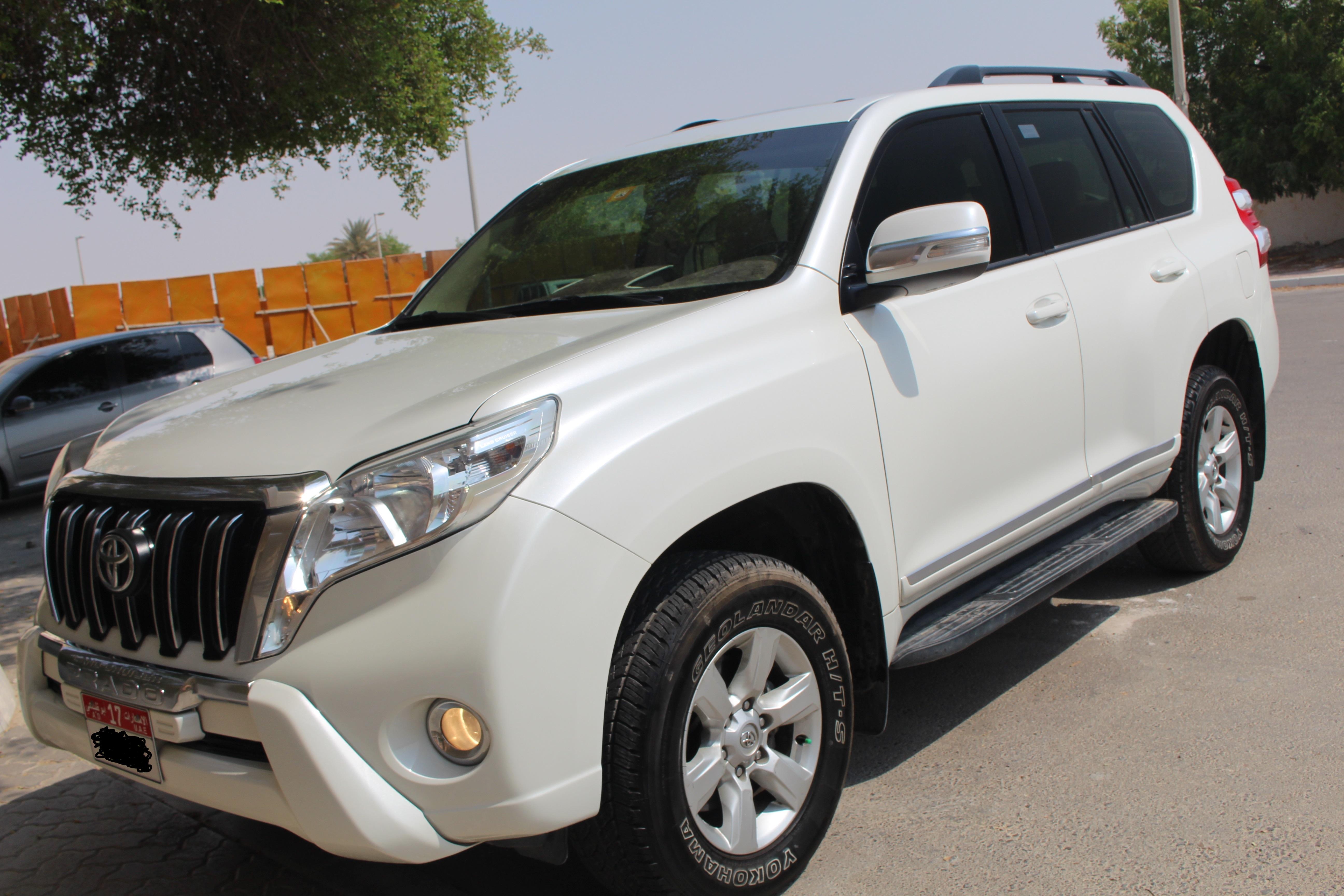 Used Toyota Land Cruiser Prado 40l Vxr 2014 767002 Img 3014