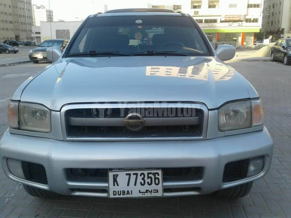 Used Nissan Pathfinder 2004 Car For Sale In Sharjah