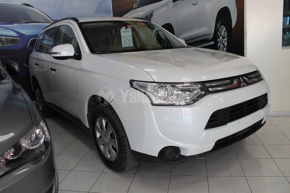Used Mitsubishi Outlander 2014 Car For Sale In Dubai 768770