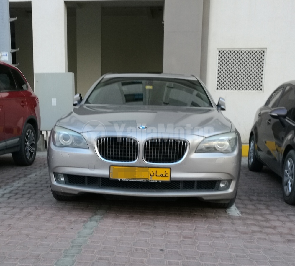 Used BMW 7 Series 740i 2009 Car For Sale In Muscat (769050
