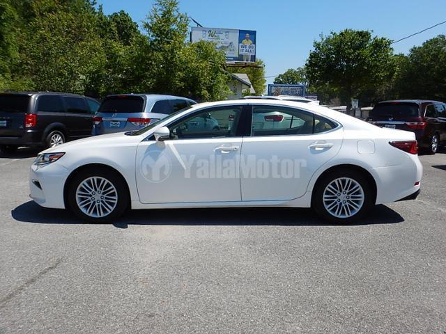Used Lexus Es 350 4 Door 3 5l 2017 Car For Sale In Muscat