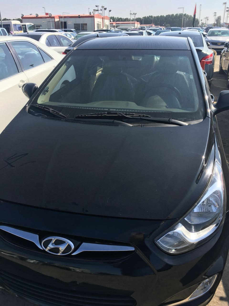 Used hyundai accent 2012 car for sale in dubai 770031 for Hyundai motor finance fax number