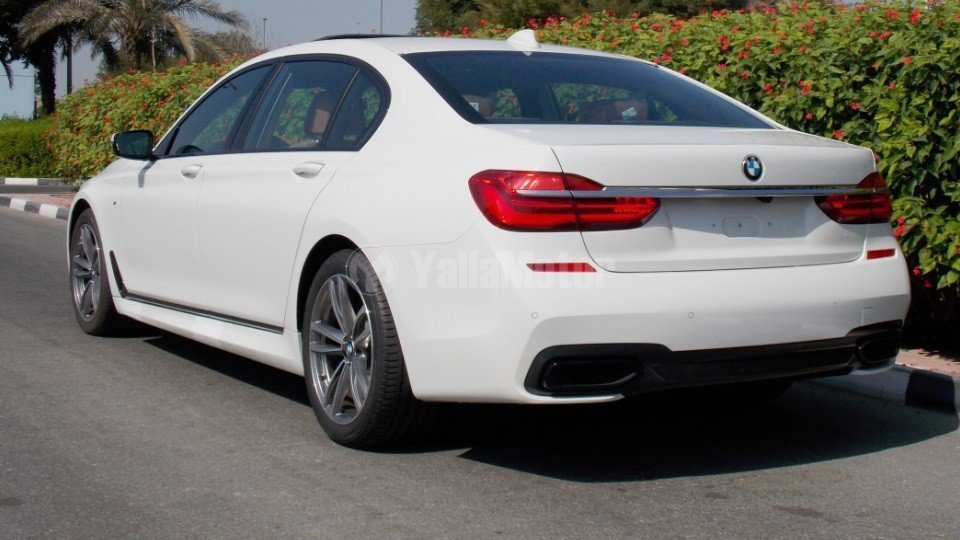 New Bmw 7 Series 740i 2016 Car For Sale In Dubai