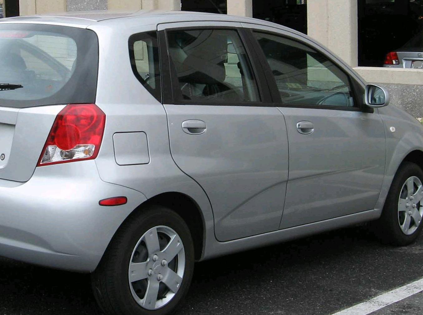 Kekurangan Chevrolet Aveo 2006 Murah Berkualitas