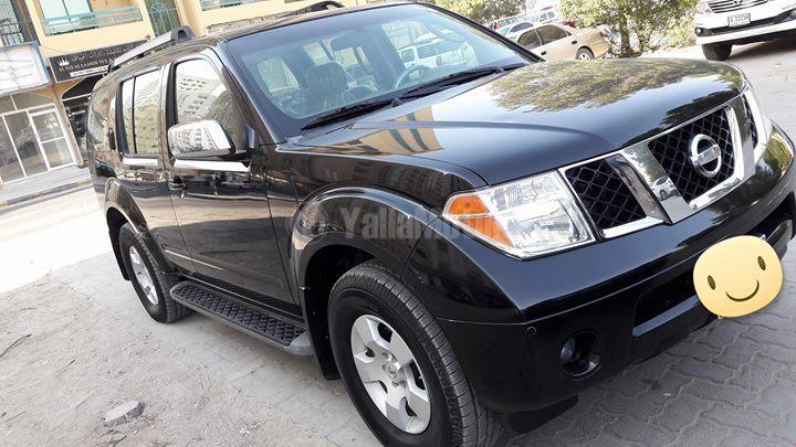 used nissan pathfinder 2007 car for sale in sharjah 765538. Black Bedroom Furniture Sets. Home Design Ideas