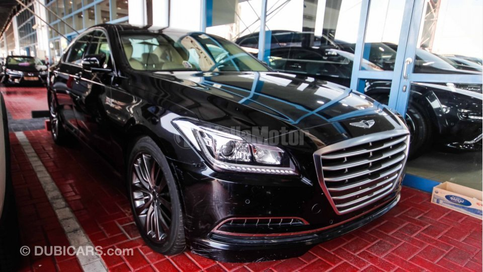 hyundai genesis used en about the montreal south for sale