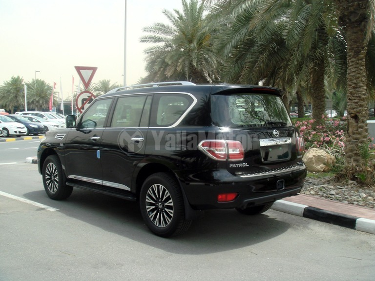 New Nissan Patrol 2016 Car For Sale In Dubai
