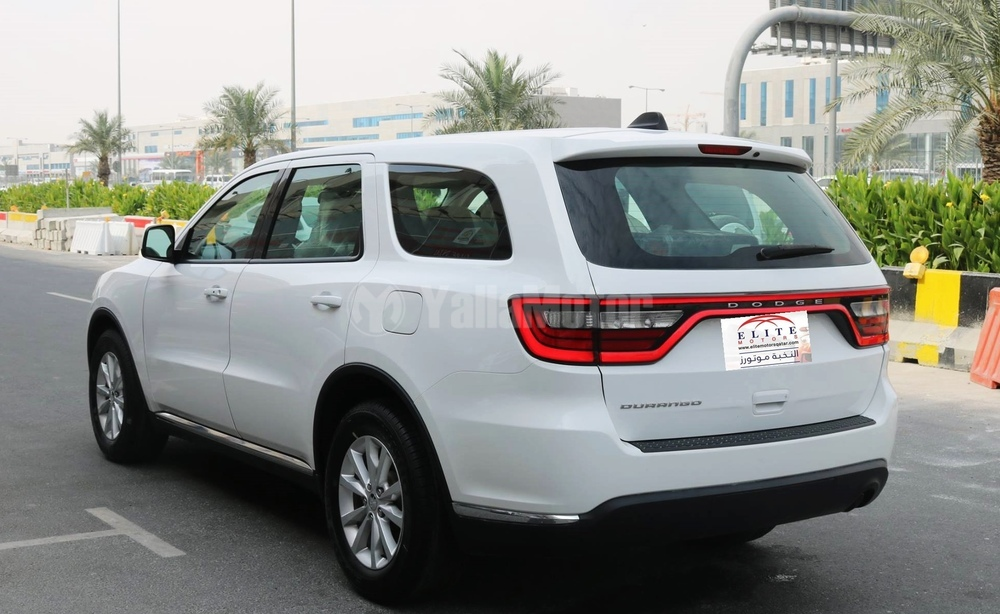 New Dodge Durango 2014 Car For Sale In Doha
