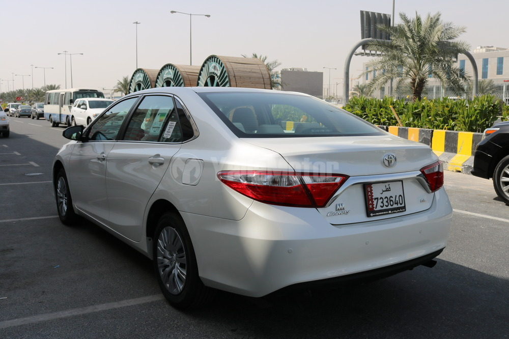 used toyota camry 2017 car for sale in doha 712883. Black Bedroom Furniture Sets. Home Design Ideas