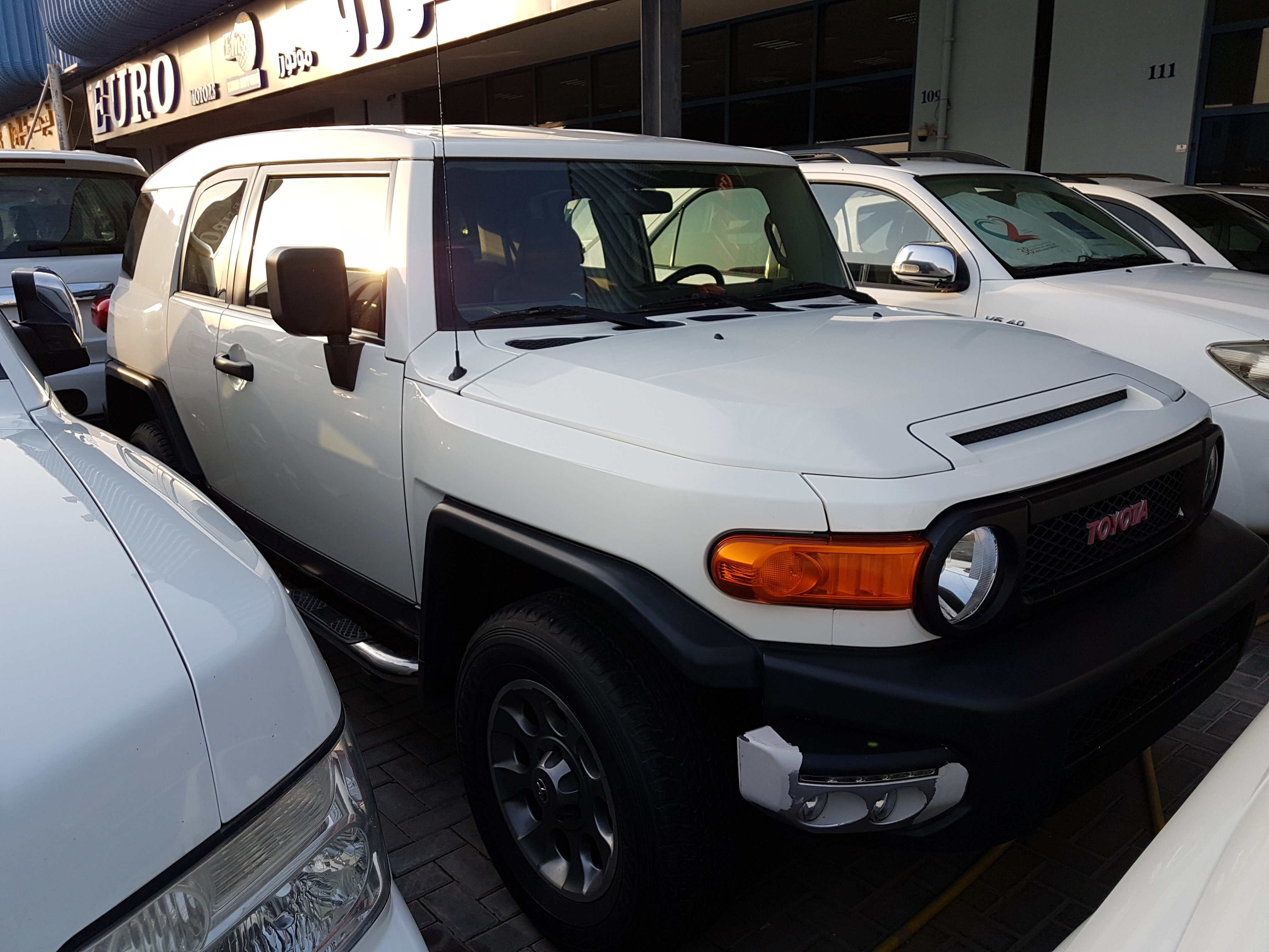 driving land sale sport restoration company enthusiast model the built serious for fj modern cruiser main toyota equipped