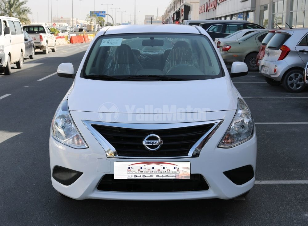 Used Nissan Sunny 2016 Car For Sale In Doha 714119 Yallamotor Com