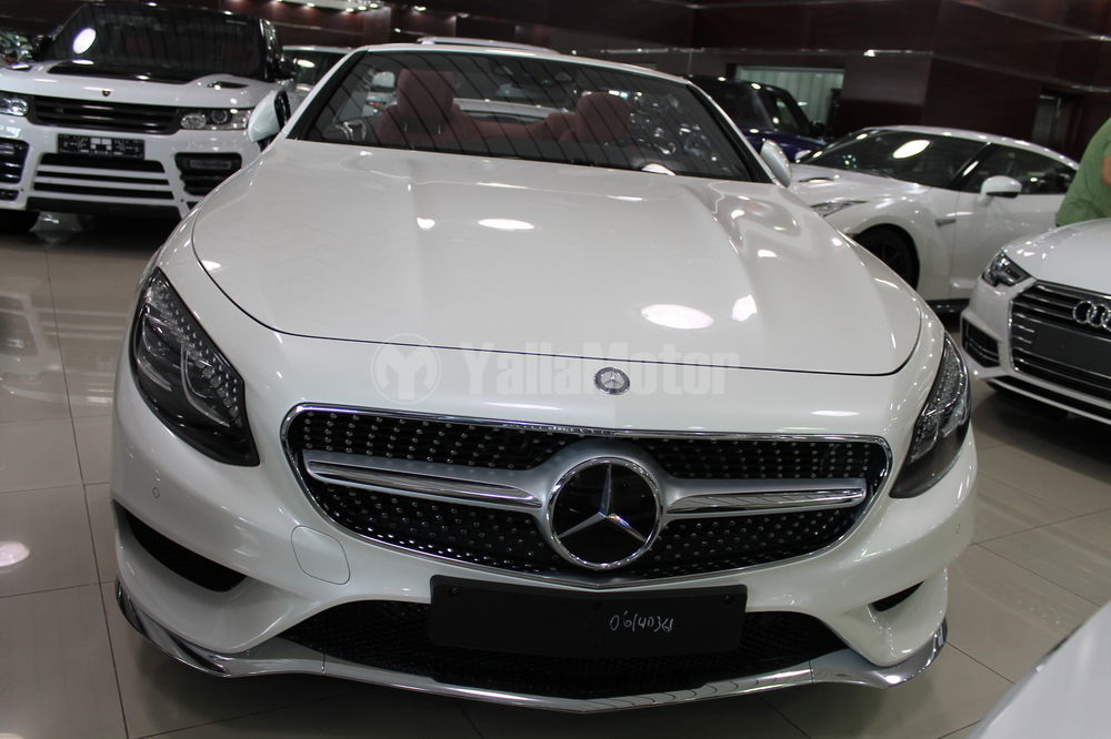 New mercedes benz s class coupe s 500 2017 car for sale in for Mercedes benz s550 convertible for sale