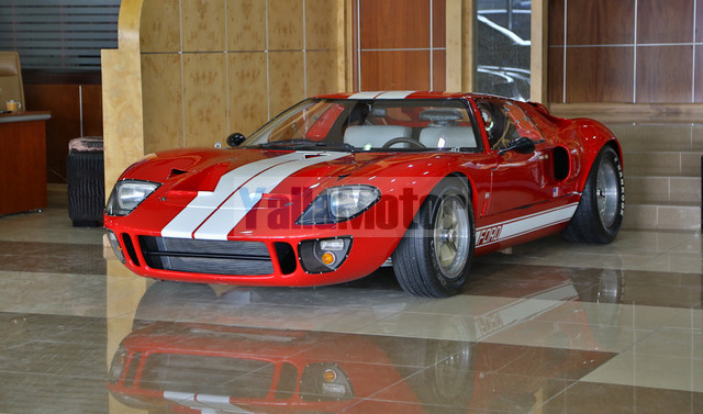 Used Ford Gt Base  Car For Import In Qatar