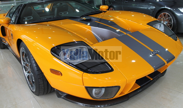 New Ford Gt Gtx  Car For Import In Qatar