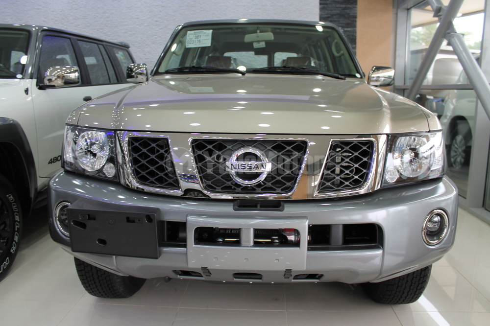 New Nissan Patrol Super Safari 2017 Car for Sale in Dubai