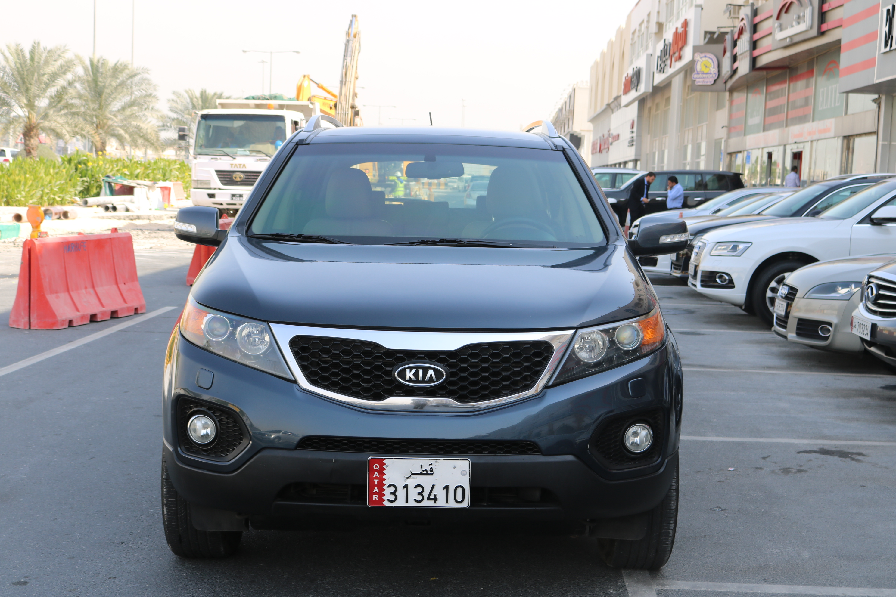 Used Kia Sorento 2011 Car For Sale In Doha 714365 Yallamotor Com