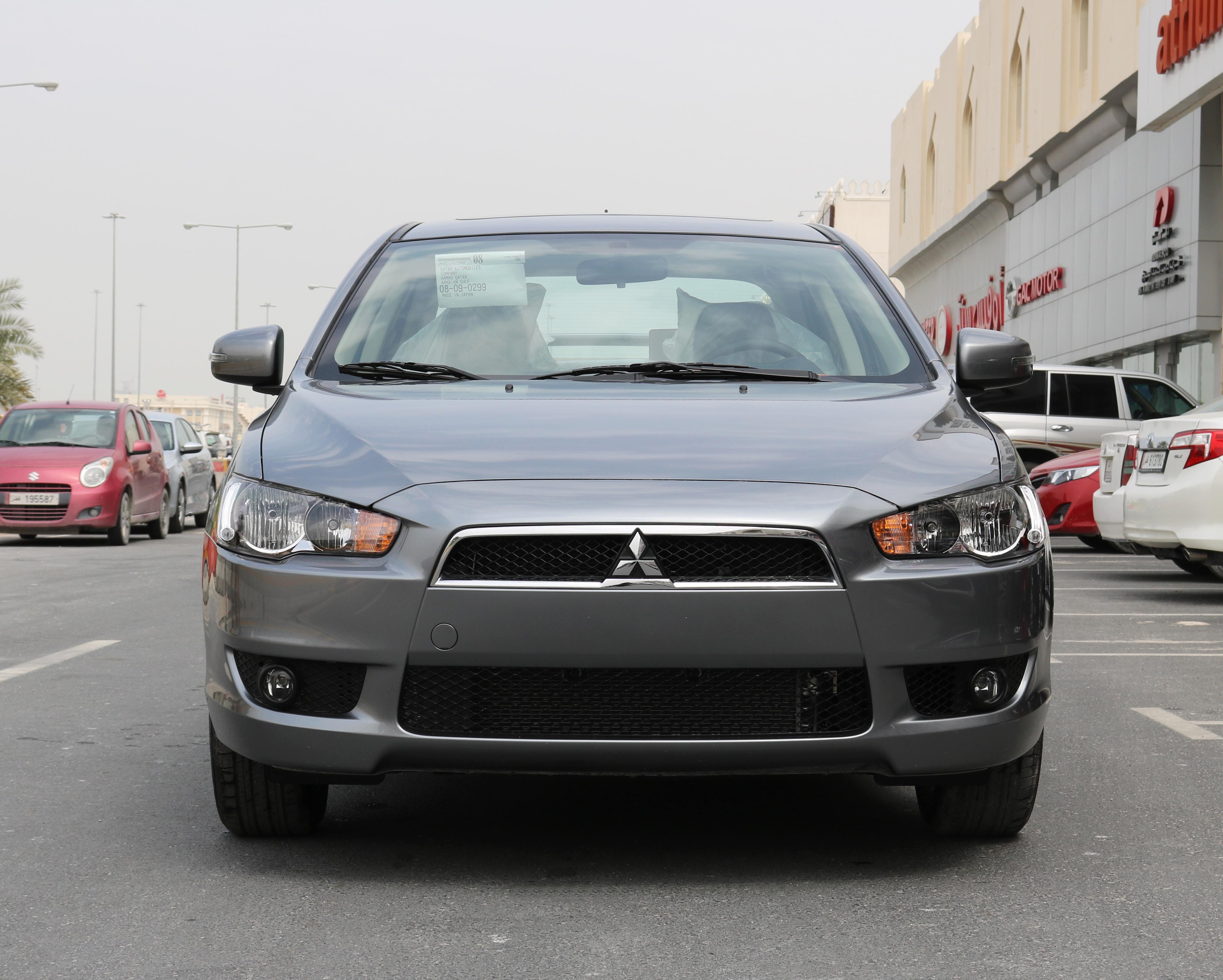 Mitsubishi Lancer Used Cars In Kuwait