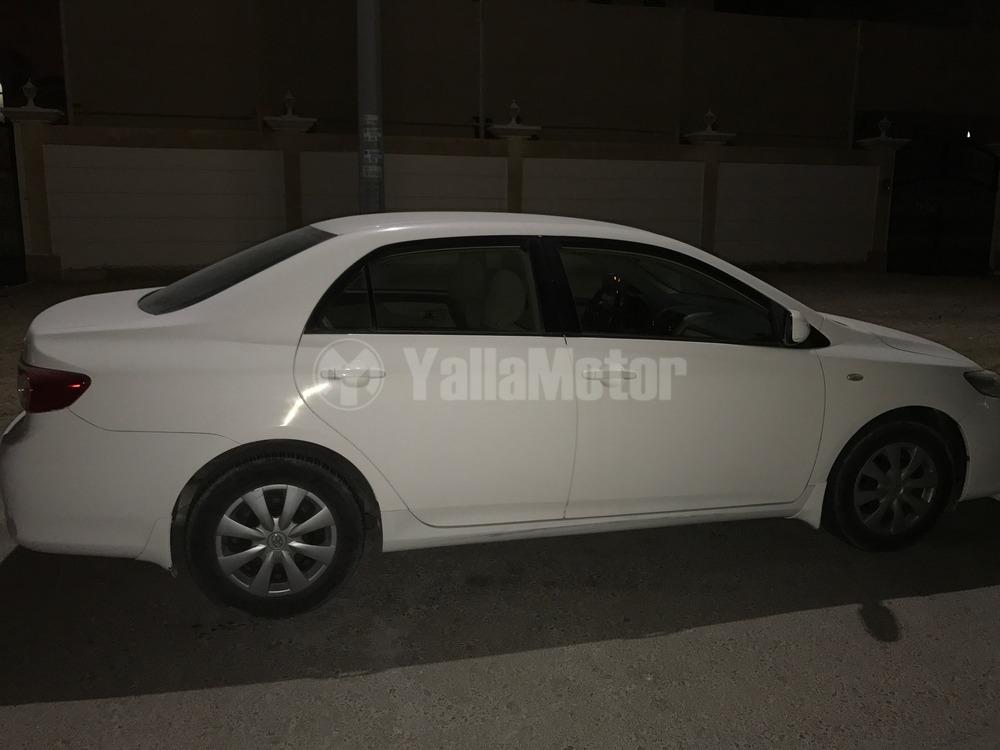 Used Toyota Corolla 1.6L 2012 Car for Sale in Abu Dhabi (714413 ...