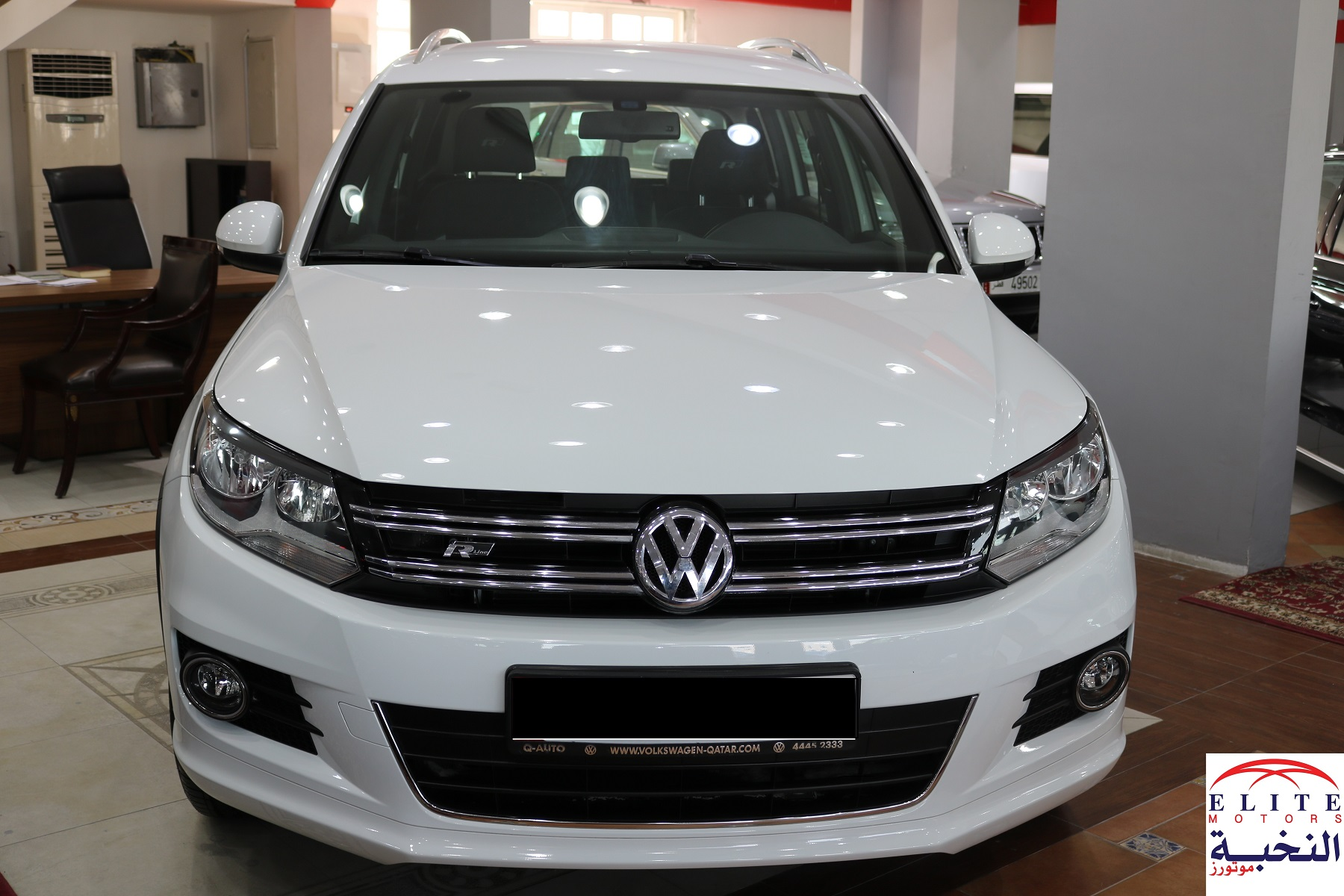 Used Volkswagen Tiguan 2016 Car For Sale In Doha 714436