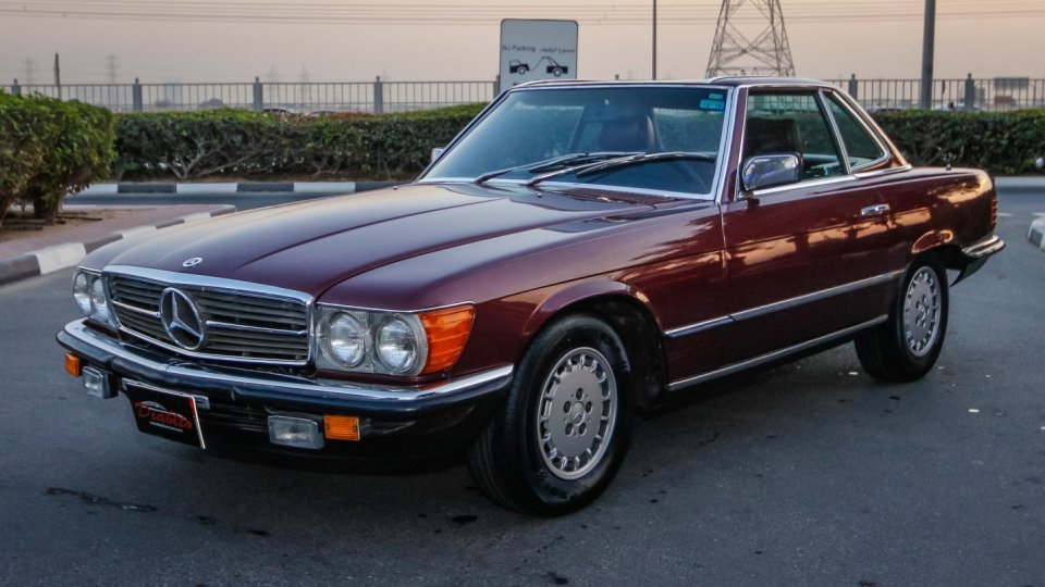 Used Mercedes Benz 300 350 380 Sel 1985 Car For Sale In