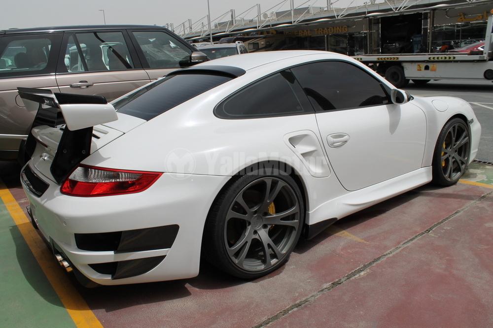 New Porsche 911 Turbo 2009 Car For Sale In Dubai
