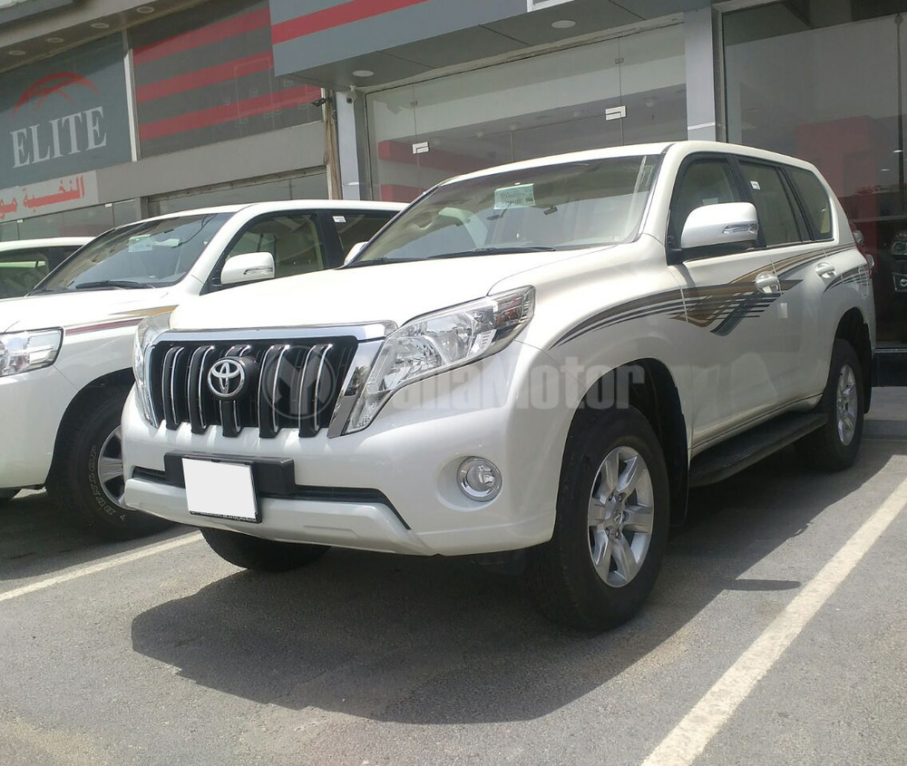 New toyota land cruiser prado 2016 car for sale in doha