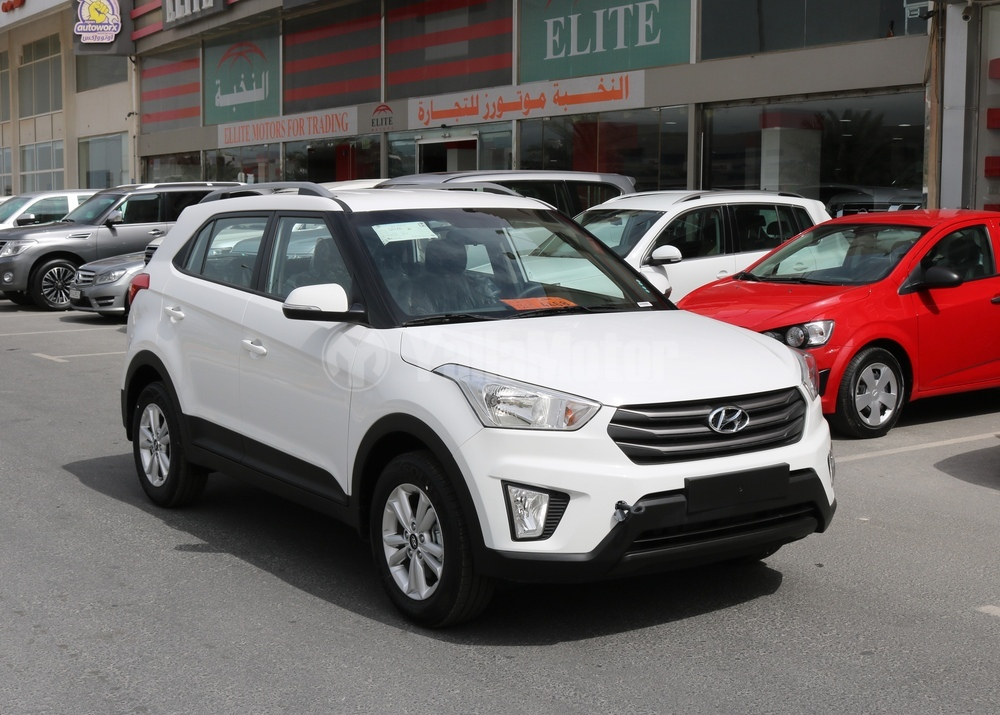 New Hyundai Creta 2017 Car For Sale In Doha