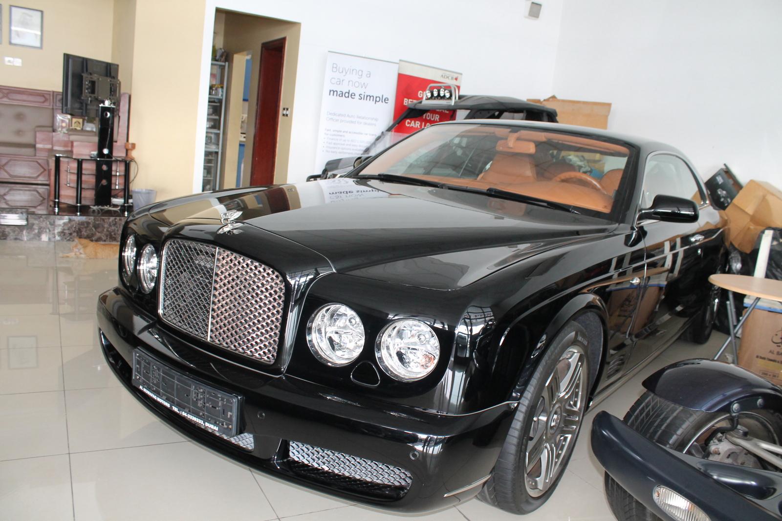 Used bentley brooklyn 2009 car for sale in dubai 715671 for Motor vehicle in brooklyn