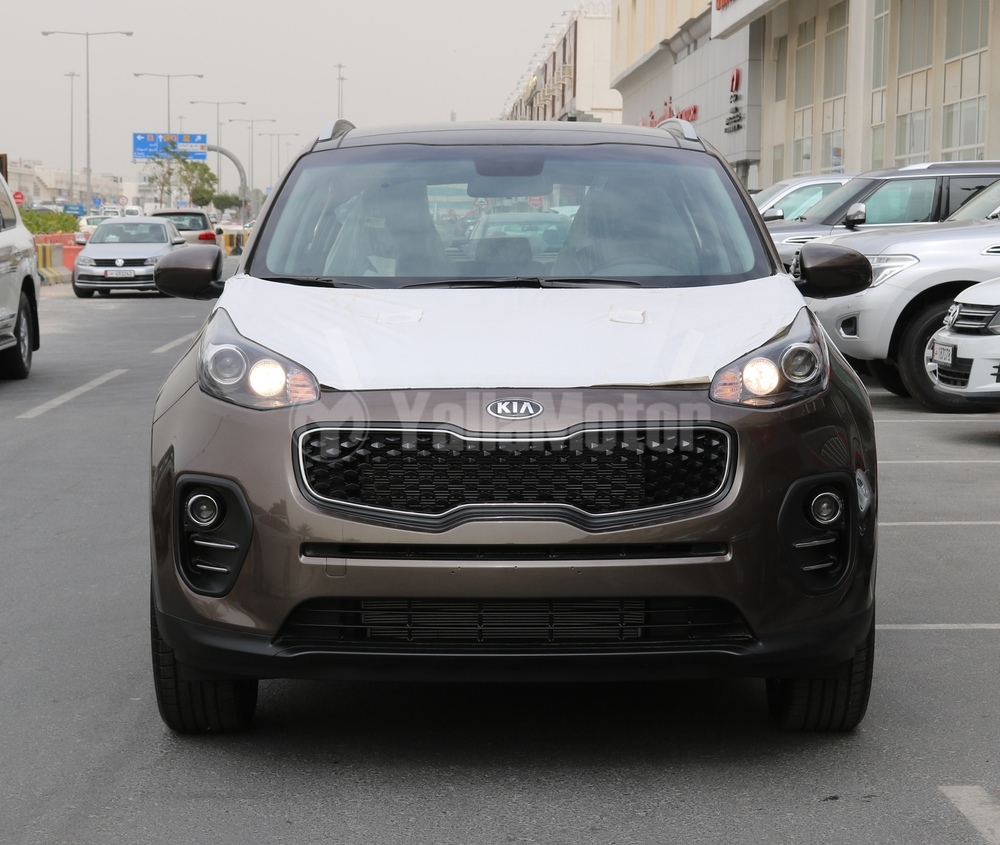 2017 Kia Sportage Transmission: New Kia Sportage 2017 Car For Sale In Doha