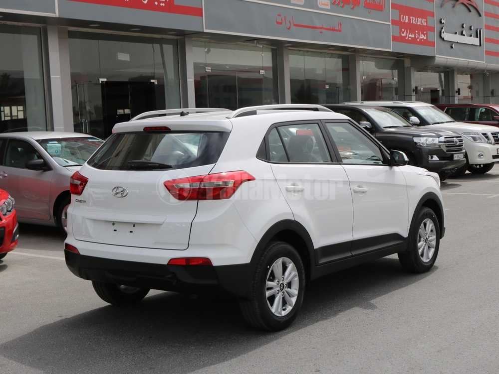 New Hyundai Creta 2017 Car For Sale In Doha