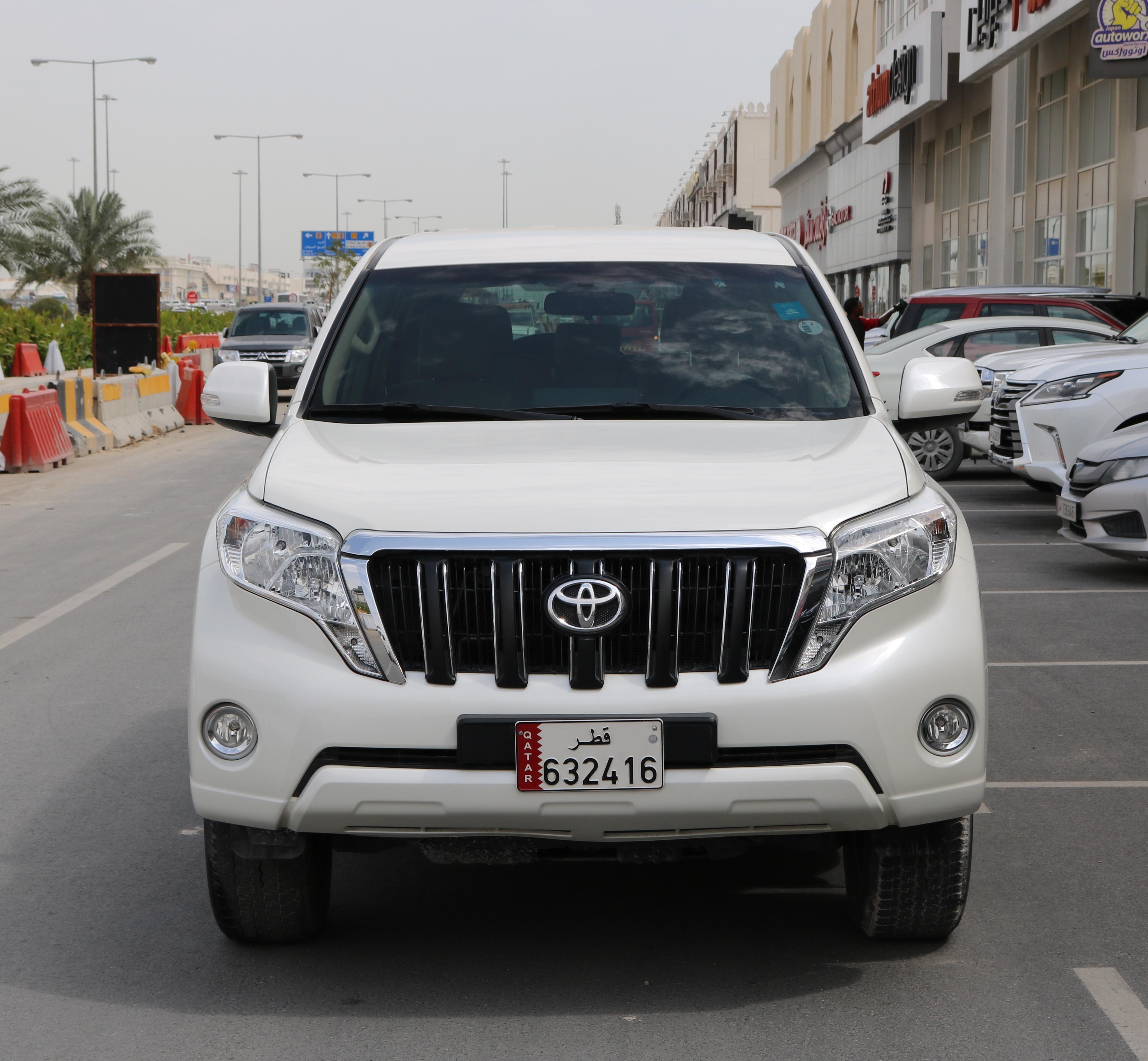 Used Toyota Land Cruiser Prado 2015 715794 Yallamotor Com