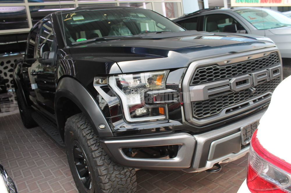 New Ford F 150 6 2l Raptor 2017 Car For Sale In Dubai